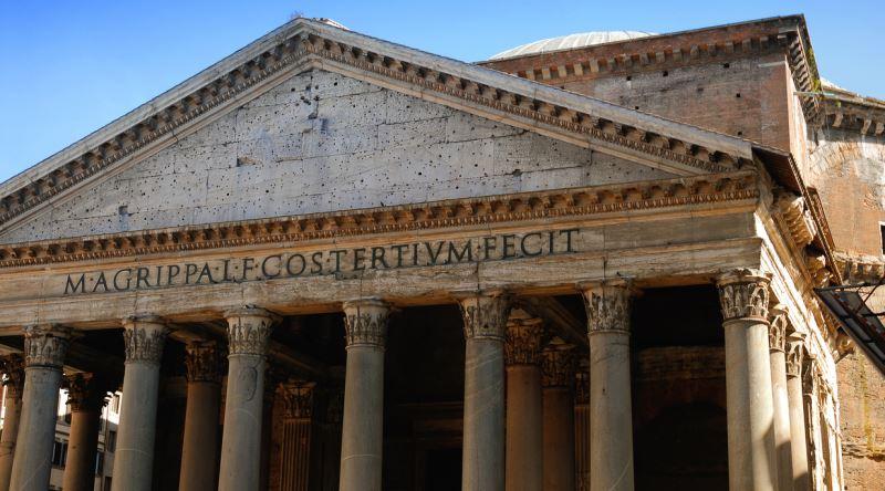 Roma Mimari Örneği