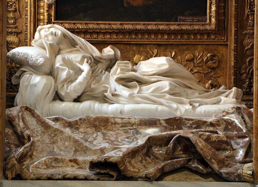 Bernini-Beata Ludovica Albertoni