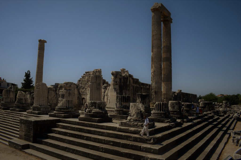 Apollon Tapınağı, Didim