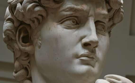 Michelangelo- Davud Heykeli