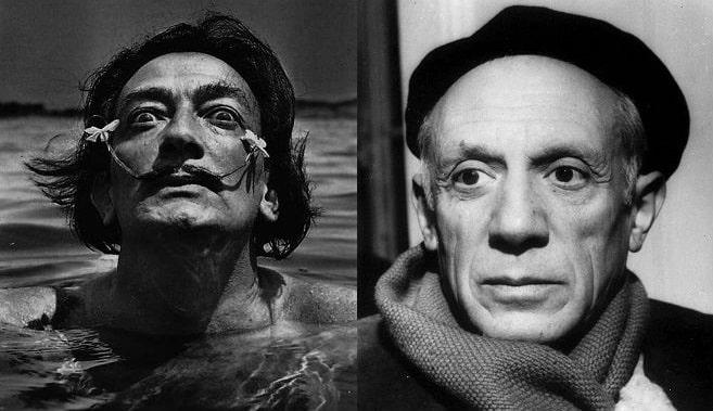 Picasso and Dali 2 | Sanatta İspanyol Esintileri: Dali ve Picasso