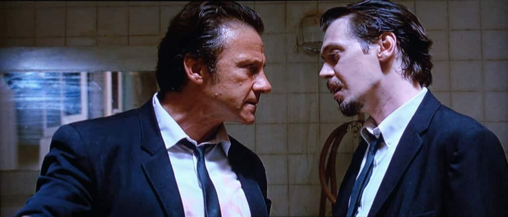 Rezervuar Köpekleri - Mr.White ile Mr.Pink