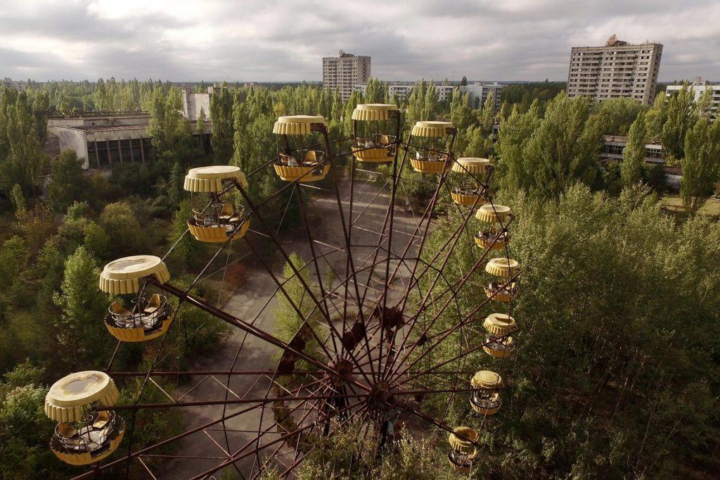 Çernobil - Kara Turist