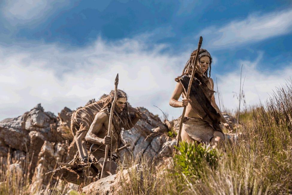 Avcı-Toplayıcı İnsanlar | First Man Belgeseli
