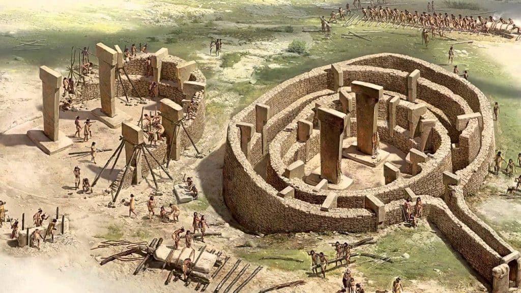 Göbeklitepe - Kalıntıları Bize Ulaşmış İlk Yerleşim Alanı