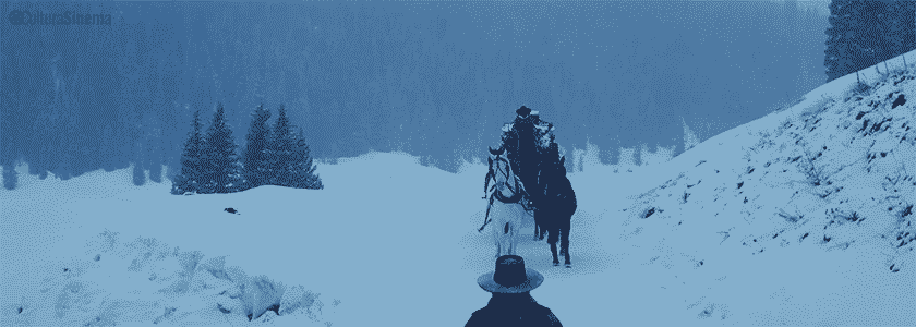 The Hateful Eight Lanscape