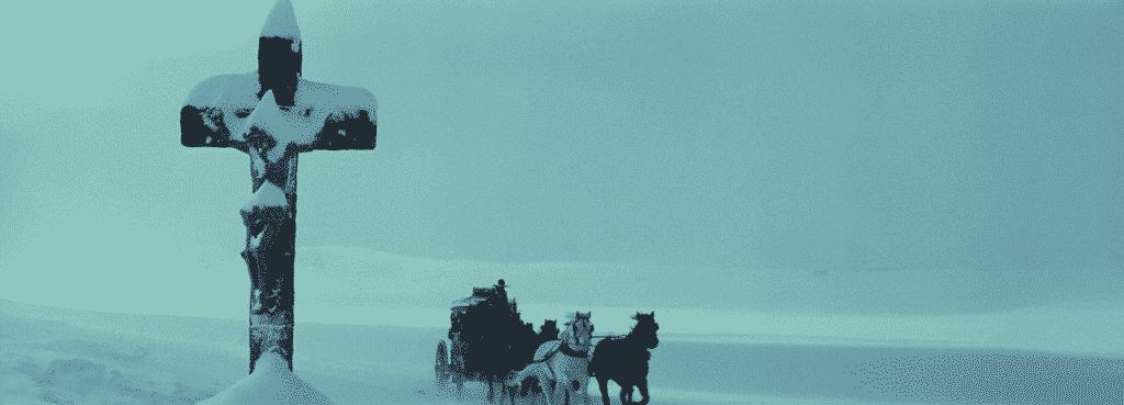 THE HATEFUL EİGHT – POSTA ARACI