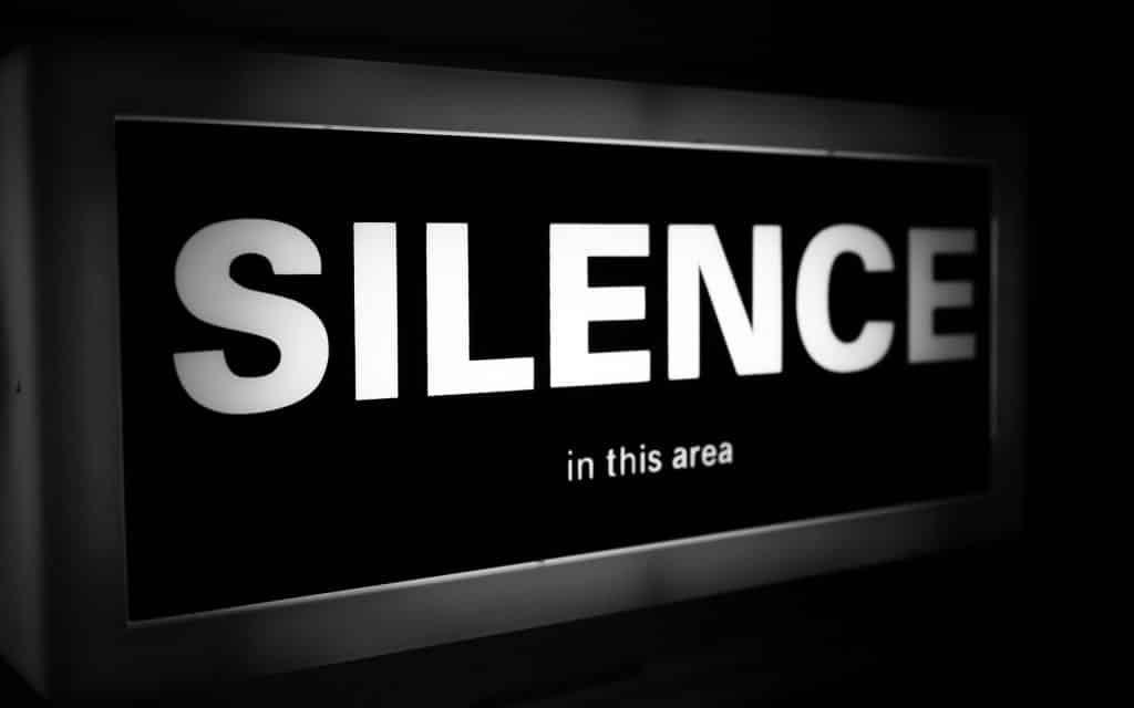 Sessizlik