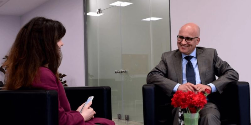 Prof. Dr. Ralf Behrwald ile MİK Portal Röportajı