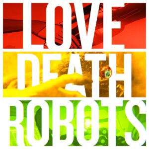 love death robots trailer