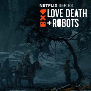 pixoloid studios artstation ldr 02   Fütürist Çizgiler Birleşti: Love, Death & Robots