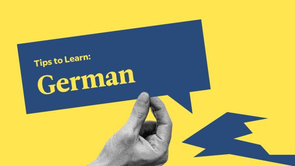 Almanca Öğrenim Tavsiyeleri