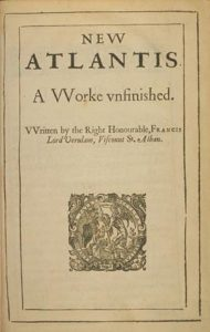 atlantis | Yeni Dünya'nın Doğuşu ve Sanattaki Yeri: Distopya