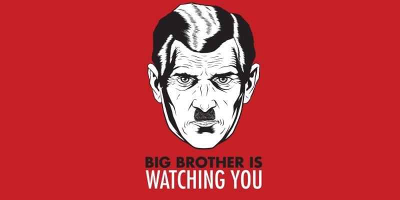 42878 1 other wallpapers big brother is watching you | Yeni Dünya'nın Doğuşu ve Sanattaki Yeri: Distopya