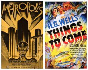 BeFunky collage | Yeni Dünya'nın Doğuşu ve Sanattaki Yeri: Distopya