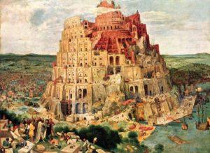 Pieter Brueghel, Babil Kulesi (Viyana Versiyonu), 1563