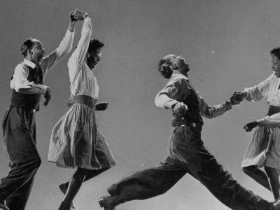 lindy hop | Politik Bir Eylem Olarak: Dans